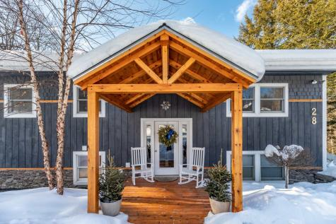 28 South Road Stowe VT 05672