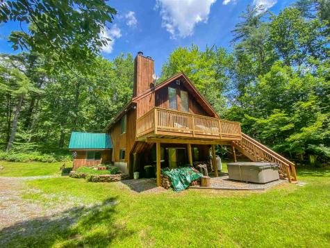 326 Pams Hill Road Wardsboro VT 05355