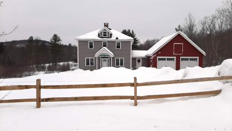 1141 Tarbell Hill Road Cavendish VT 05142