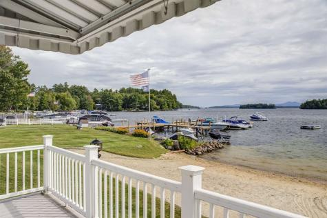 42 Lake Shore Drive Moultonborough NH 03254