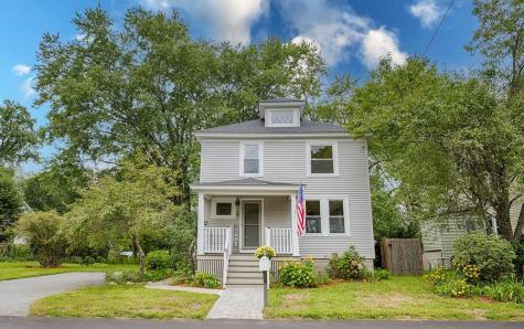 8 Granite Avenue Salem NH 03079