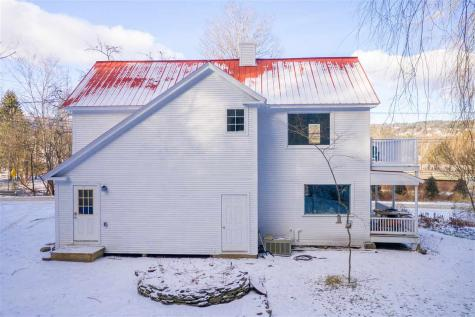 57 Meadow Lane Stowe VT 05672
