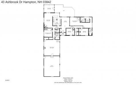 43 Ashbrook Drive Hampton NH 03842