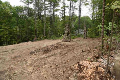 Map 38 Lot 26-2 Peacham Road Barnstead NH 03225
