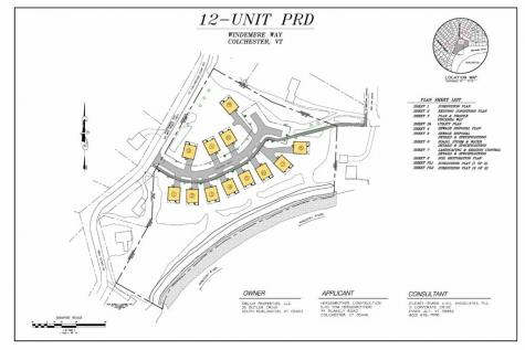 Lot 2 Vincenza Way Colchester VT 05446