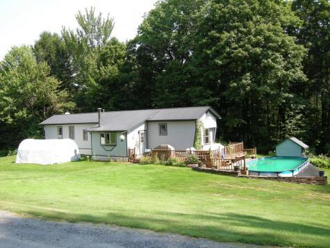 388 Messier Hill Road Northfield VT 05663