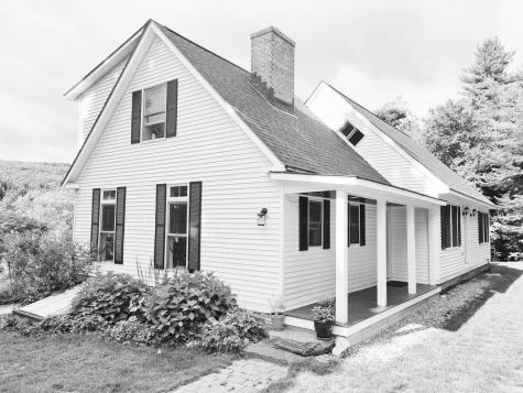 1863 Dowsville Road Duxbury VT 05660