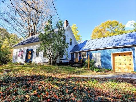 144 Gould Pond Road Hillsborough NH 03244