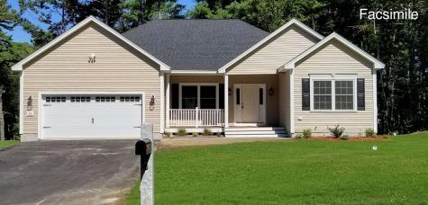 Lot 50 Hickorywood Circle Meredith NH 03253