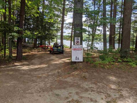 Map 234 Lot 41 Birch Hill Road New Durham NH 03855