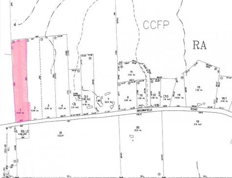 Brownfield Road Conway NH 03818