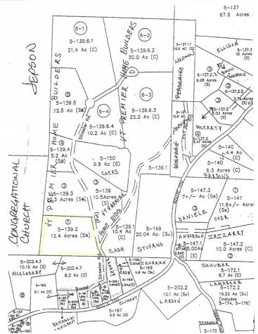 Lot 1 Streeter Farm/Hammond Hill Road Wardsboro VT 05360