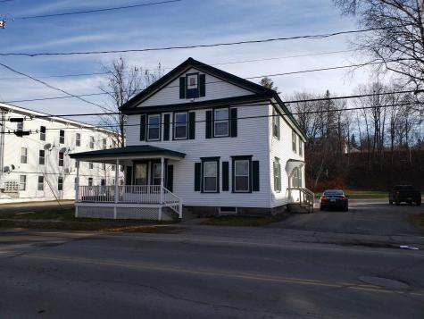 10-12 Elm Street Lancaster NH 03584