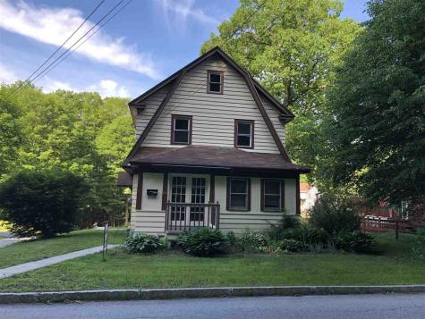 233 Summer Street Springfield VT 05156