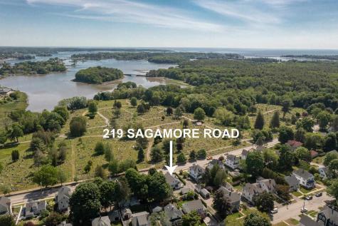 219 Sagamore Avenue Portsmouth NH 03801