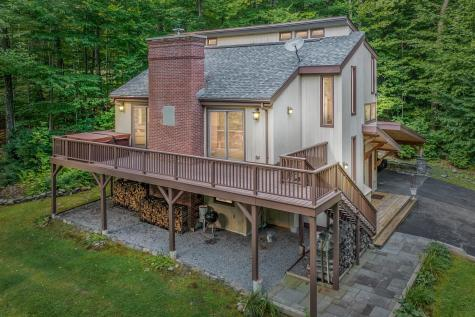 185 Maple Road Stowe VT 05672