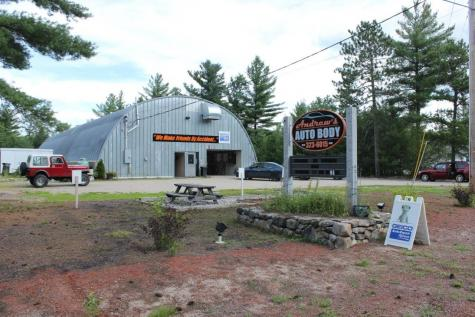 129 Ossipee Lake Road Tamworth NH 03886