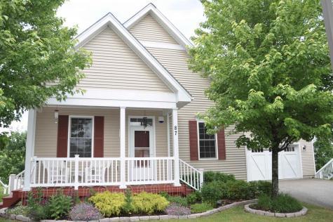 87 Cottage Lane Middlebury VT 05753