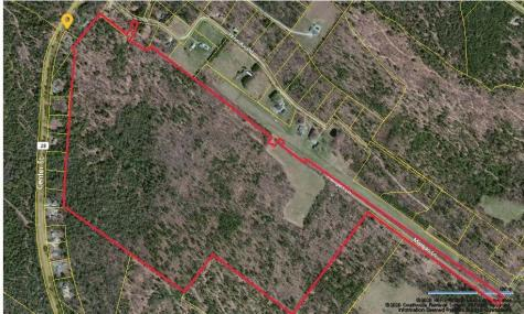 Map 33 Lot 35 Haines Hill Road Wolfeboro NH 03894
