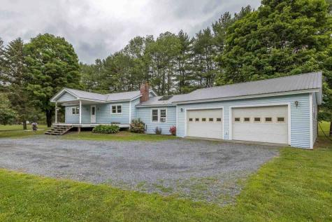 40 Terry Hill Road Fairlee VT 05045