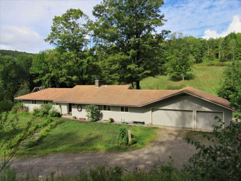 1547 Route 131 Weathersfield VT 05151