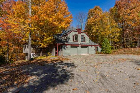 B2 Maple Hill Road Winhall VT 05340