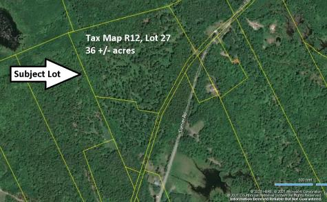 R12, Lot 27 Currier Road Hill NH 03243
