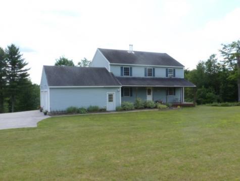1546 Berkshire Center Road Berkshire VT 05450