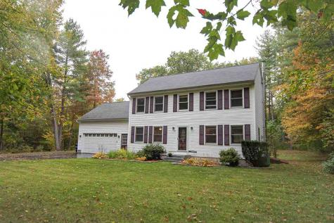 22 Irving Drive Concord NH 03301