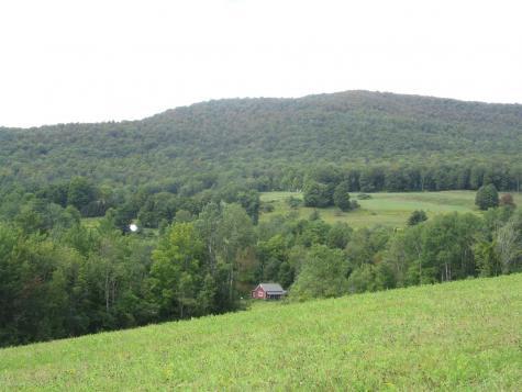 Dartt Hill and Lilliesville Brook Road Bethel VT 05032