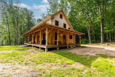 79 Old White Mountain Camp Road Tamworth NH 03886