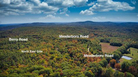 Meaderboro Road New Durham NH 03855