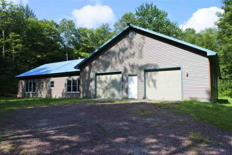 213 Cy Parker Road Mount Holly VT 05758