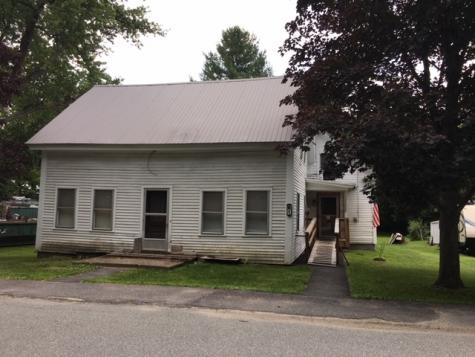 61 Pleasant Street Northfield VT 05663