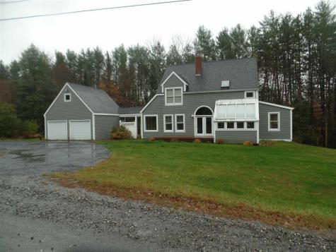 55 Spruce Mountain View Drive Barre Town VT 05641