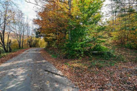 186 Bicknell Hill Road Tunbridge VT 05077