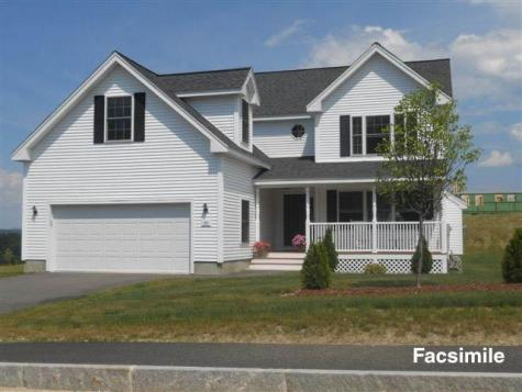 Lot 13-26 University Circle Hooksett NH 03106