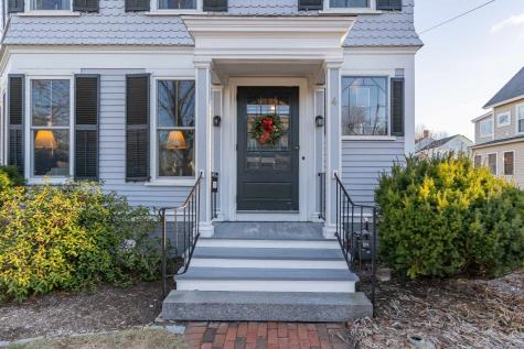 4 Gill Street Exeter NH 03833