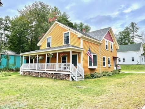 57 Forest Street Wakefield NH 03872