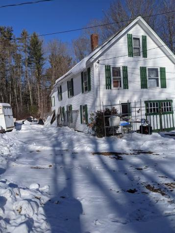 82 Moultonville Road Ossipee NH 03864