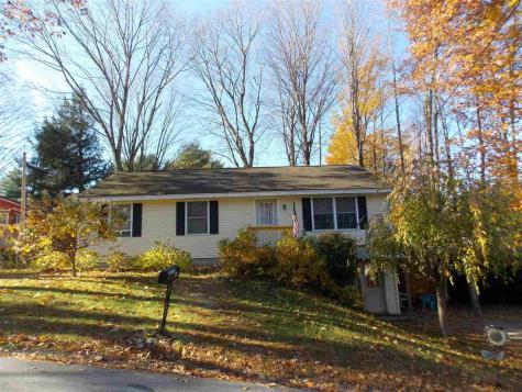 38 4Th Street Bristol NH 03222