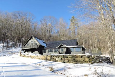 908 Old County Road Cavendish VT 05142