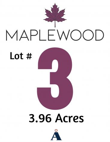 Lot 3 Maplewood Drive Candia NH 03034