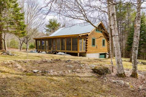 1161 Tenney Pond Road Newbury VT 05051