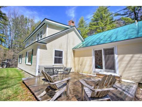 80 Blankey Cottage Lane Woodstock VT 05091