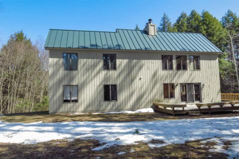 98 Ives Road Ludlow VT 05149