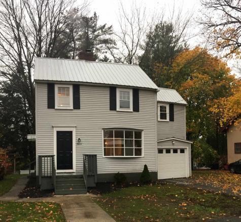 11 Harvard Street Springfield VT 05156