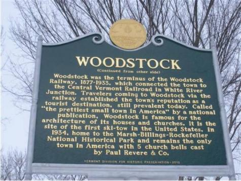 SAWYER Road Woodstock VT 05091