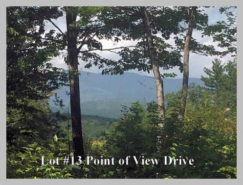 Lot #13 Point of View Plymouth NH 03264