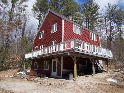 49 Colcord Hill Road Effingham NH 03882